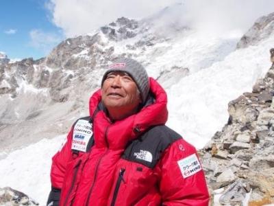 国連WFP協会 三浦雄一郎さんが親善大使に就任