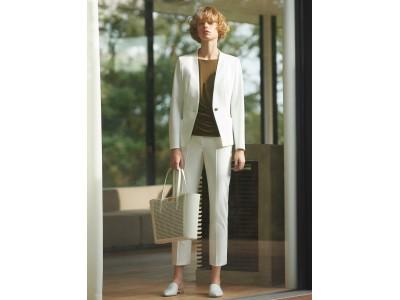 「24(トゥエンティーフォー)ジャケット クール」2型発売。~ 社会で活躍する女性向け「クールビズ」スタイル ~