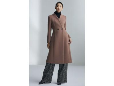 ウィメンズの冬のコートを訴求期間限定ショップ「an Outerwear by SANYO」を11月中旬から順次開催