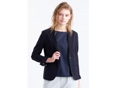 メンズ市場で人気の機能性ジャケット「トロッター」シリーズから初の女性版が登場! 「TROTTER(R)(トロッター)ジャケット」3型発売  「マッキントッシュ フィロソフィー」ウィメンズ