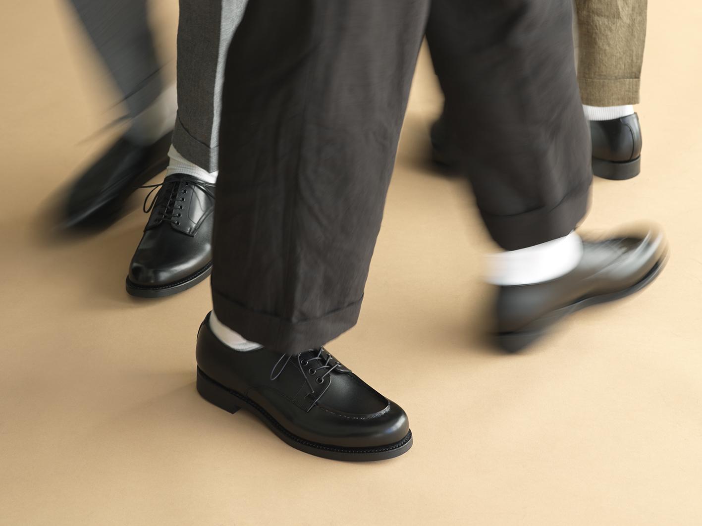 日本のものづくりに拘る紳士靴ブランド「三陽山長」 新レーベル「YAMACHO …