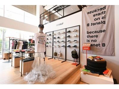 スペイン発サステナブルファッションブランド「ECOALF」が「湘南T-SITE」にポップアップストアを8/3(月)オープン  ~環境問題と向き合うことの大切さや、海辺でのライフスタイルを提案~