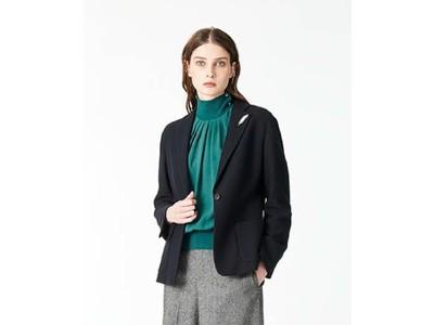"""「ポール・スチュアート」で叶える私たちの""""ニュージャケット""""プロジェクト 働く女性の意見や要望を反映したニューノーマル時代のジャケットを開発"""