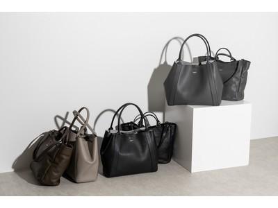 「EPOCA UOMO」がレザーブランドとコラボレーションした上質素材のバッグ全2型を9月17日(金)より発売