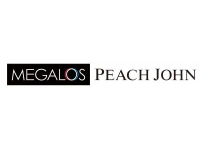 PEACH JOHNとスポーツジム「メガロス」が異例のコラボランジェリーを発売!筋肉や骨格に着目した補整パンティが2型をラインナップ。