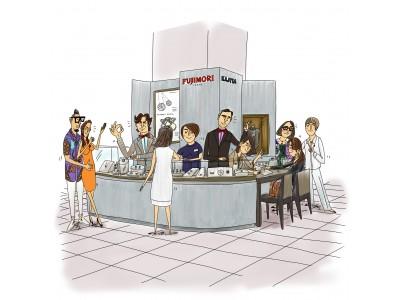 カラーストーンジュエリーブランド「FUJIMORI」と「KAJITA」がシンガポール高島屋1階に初の旗艦店をグランド・オープン