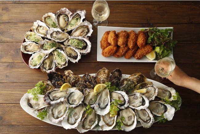 2020年食べ納め!食べ方アレンジもできる「真牡蠣食べ放題」12月もランチ・ディナー、終日開催!