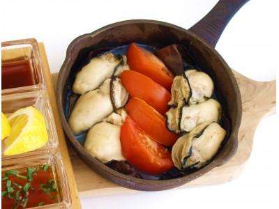 美味しく食べてカラダも喜ぶ「初夏の牡蠣祭り―夏野菜とワインー」