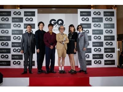 「GQ Live! 2016 in阪急メンズ東京」 スペシャルイベント開催!祐真朋樹、成宮寛貴、宮尾俊太郎、森 星、TRIQSTAR、MCクリス・ペプラー