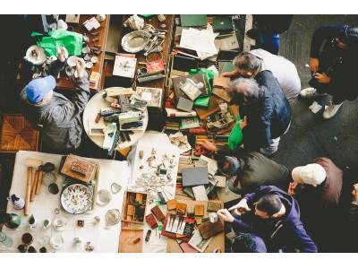 テーマは「イギリス 旅の蚤の市」! 第6回ブリティッシュ コレクターズ マーケットを5月26日(日)BRITISH MADE 青山本店にて開催。(入場無料)