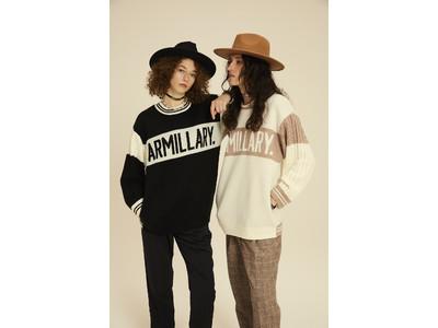 Shuta SueyoshiがプロデュースするファッションブランドArmillary.(アーミラリ)Beauty Lineの1st Collectionが全国LOVELESS店舗にてPOPUP開催