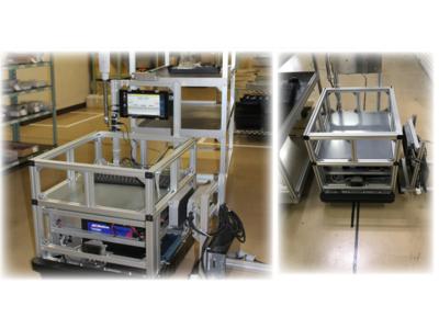 【協働ロボットや無人搬送車の効率運用をサポート】1kWワイヤレス充電システムに長距離給電タイプ(従来比2.6倍)を追加!