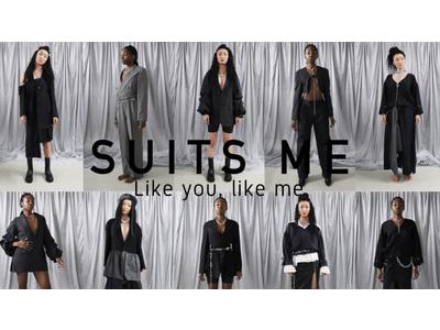 古着市場に溢れた「スーツ」を「かっこいい大人の女性」の為に再構築したブランド「SUITS ME(スーツミー)」がローンチ
