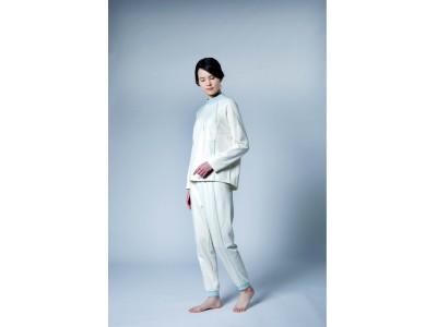 「睡眠科学」より「山田朱織(やまだ しゅおり)枕研究所」の山田朱織先生監修ドクターアドバイスから生まれた『睡眠姿勢を考えたパジャマ』発売