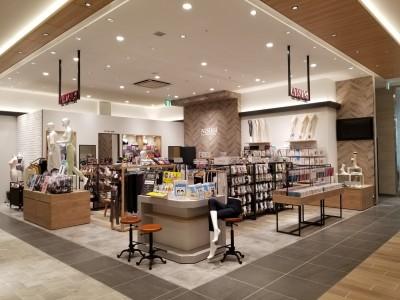アツギ直営店「ATSUGI FACTORY STORE 」住友不動産ショッピングシティ有明ガーデンに6月17日オープン