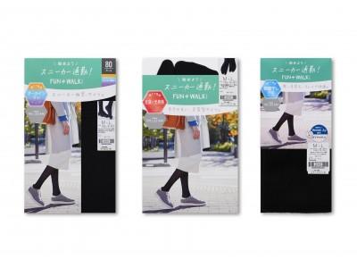 ATSUGI THE LEG BAR(R)/アツギ・ザ・レッグバーより スニーカー通勤対応タイツ発売のお知らせ