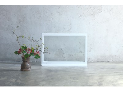 【二子玉川 蔦屋家電】10/10(水) 透明なガラスが美しい SONOBI(ソノビ)ダブルグラスヒーター 製品発表会を開催!限定カラー・ブラックも展示