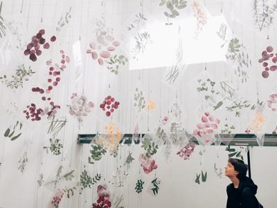 【奈良 蔦屋書店】『花を贈るように選ぶ新感覚ギフト 〈 Have a Herbal Harvest 〉』