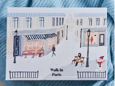 ~パリジェンヌに愛される LANCÔME と Embryolisse のコスメがIN(ハート)~ My Little Box 2月のテーマは「Walk in Paris」
