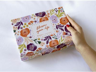 ~この秋使いたいコスメを華やかなフラワーデザインと一緒にお届け ~ 9月の My Little Box は Nicolai Bergmann Flowers & Design と初のコラボ