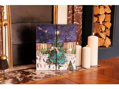 My Little Box 初となる Xmas Countdown Set をお届け♪ 10ブランドのコスメとオリジナルアイテムがクリスマスまでの毎日を彩る