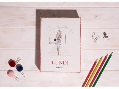 憂鬱な月曜日をハッピーに!週明けが楽しみに、好きになる。My Little Box9月のテーマは「LUNDI(月曜日)」