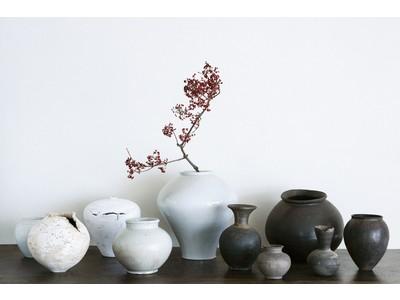 【IDEE TOKYO】「Monochrome - 白と黒の陶」開催のお知らせ