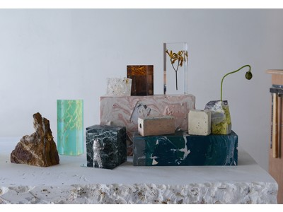 【IDEE】ATELIER MATIC EXHIBITION「Natural Artifacts」開催のお知らせ