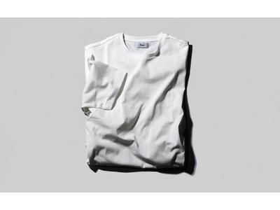 【IDEE TOKYO】一枚で様になるドレスTシャツ専門ブランド「STIR」のPOP UP SHOPがオープン