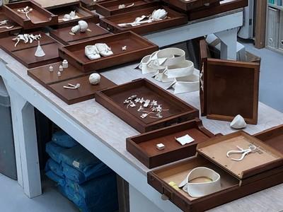 【IDEE】陶芸家 舘林香織の展示会をイデーショップ 自由が丘店で開催