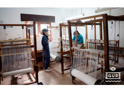 伝統技術にアート性をプラス。ポルトガルのラグ「GUR Exhibition」開催のお知らせ