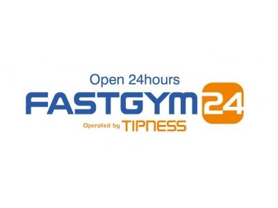 ティップネスが多店舗展開する24時間営業のトレーニングジム「FASTGYM24」 2017年上旬、「東向島店」の新規出店を決定!