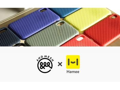 Hamee、株式会社DAQよりスマートデバイスアクセサリーブランド「AndMesh」を譲受 AndMesh×Hameeで成長を加速