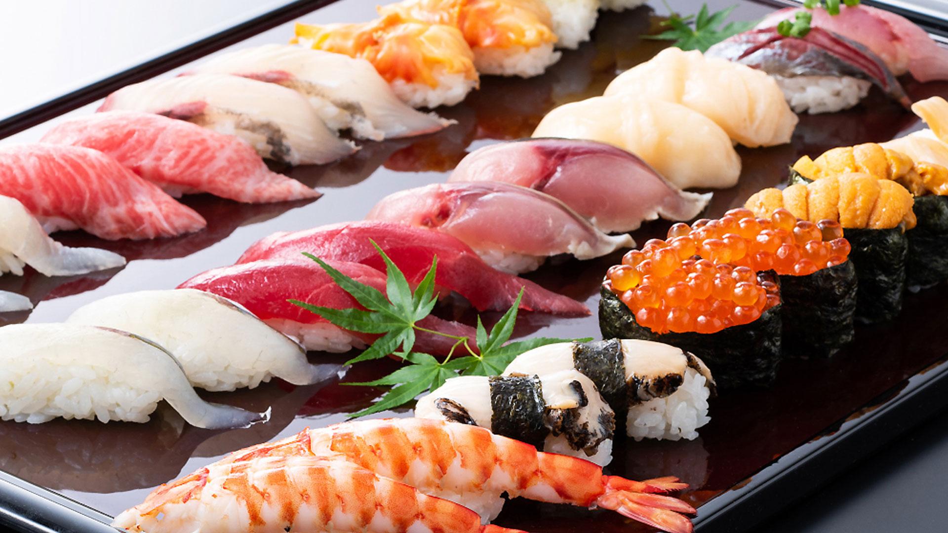 【時間無制限「築地日本海」高級寿司が食べ放題&飲み放題】他、新着トレンド4月23日