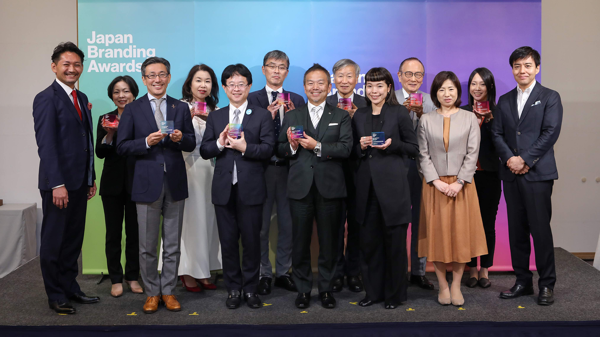 """「ブランディング」を評価する日本初のアワード """"Japan Branding Awards 2019""""の受賞ブランドを発表"""