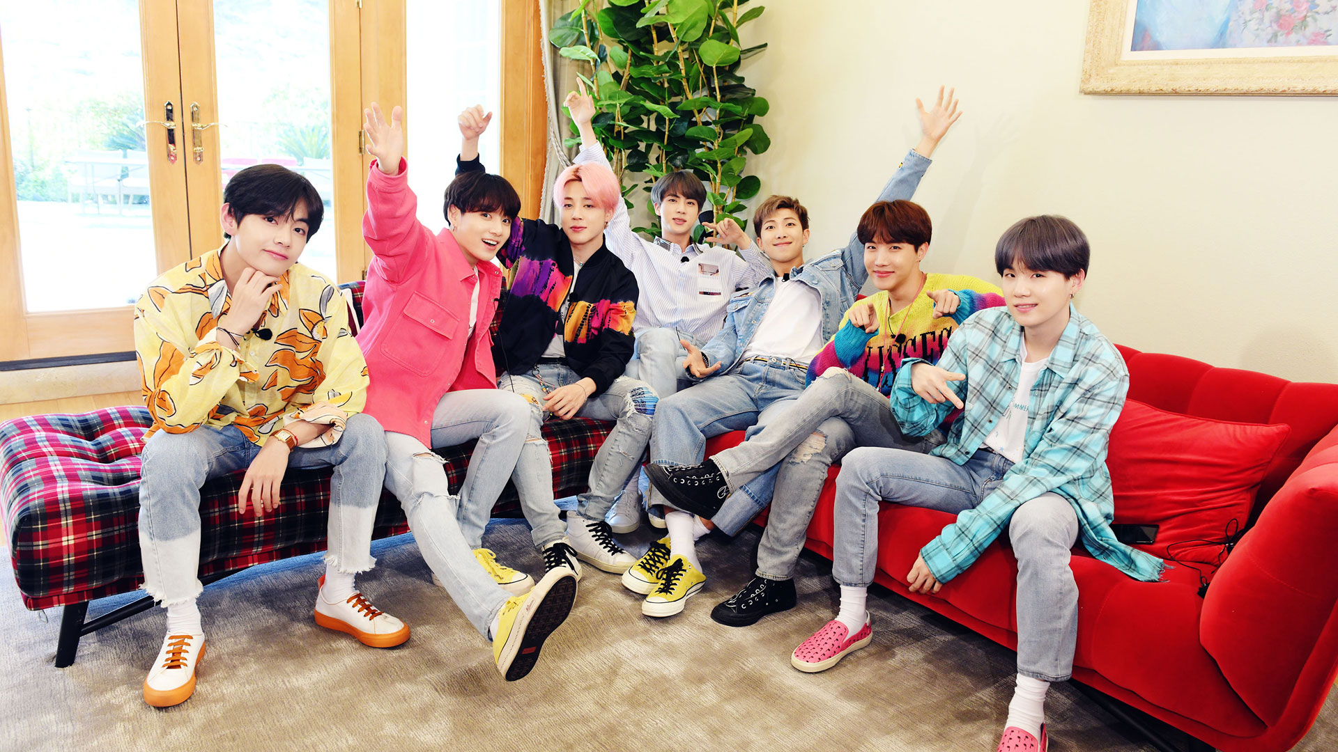 【BTS オリジナル特番&BMA 7月に一挙放送 決定】他、新着トレンド5月31日